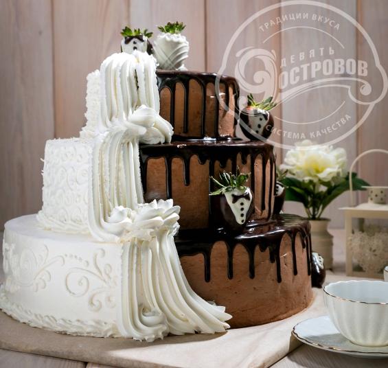 Создай собственный свадебный торт